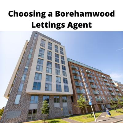 Borehamwood lettings agent